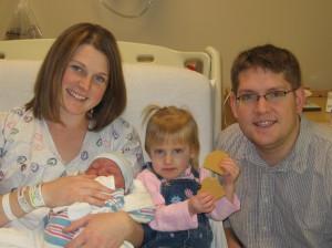 Natha, Kaisa, Everett & I